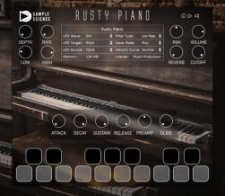 Sample Science Rusty Piano