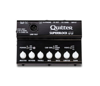 Quilter Labs Superblock US