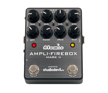 Atomic Amps Ampli-Firebox Mark II