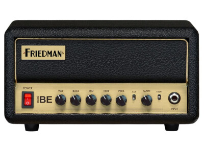 Friedman Amplification : le BE Mini est arrivé !
