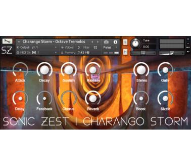 SonicZest Charango Storm