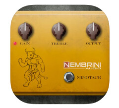 Nembrini Audio Clon Minotaur Overdrive