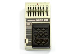Ibanez BE10 Bass EQ