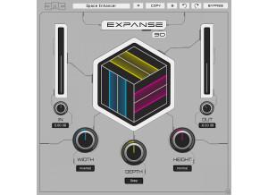 United Plugins Expanse 3D by JMG Sound