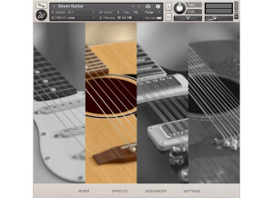 Wavesfactory Strum Guitar