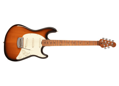 Music Man Cutlass RS SSS : une Strat de luxe version Music Man