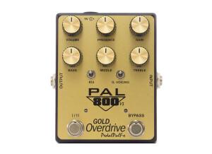Pedal Pal FX PAL800 V3 GOLD Overdrive