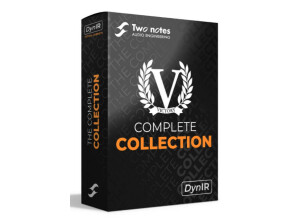 Two Notes Audio Engineering Victory Complete Collection