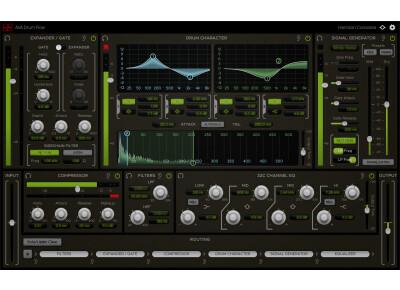 Découvrez AVA Drum Flow, par Harrison Consoles