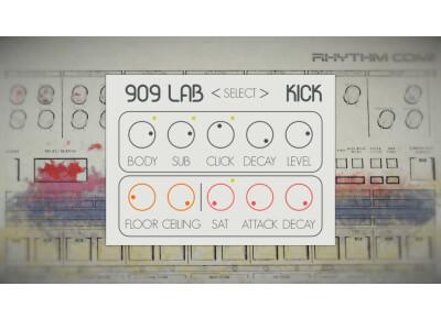 Sample Science présente 909 Lab