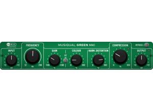 Mia Laboratories Musiqual Green MK2