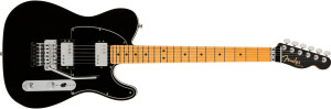 Fender American Ultra Luxe Telecaster Floyd Rose HH