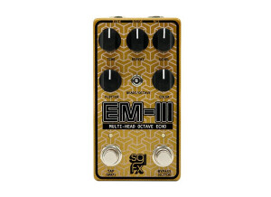 SolidGoldFX EM-III - Multi-Head Octave Echo