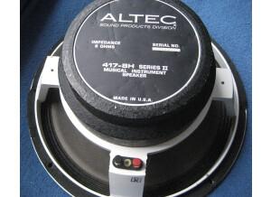 Altec Lansing 417-8H series II