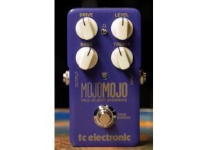 TC Electronic MojoMojo Overdrive Paul Gilbert Edition