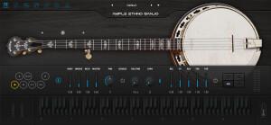 Ample Sound Ample Ethno Banjo