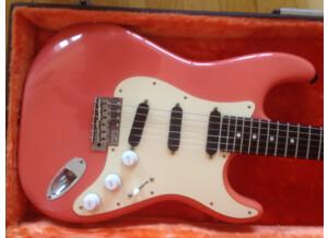 Modulus Guitars Black knife Stratocaster