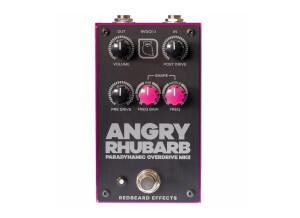 Redbeard Effects Angry Rhubarb Paradynamic Overdrive MKII