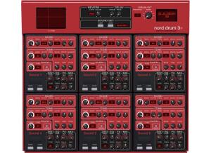 Momo Nord Drum 3P Editor