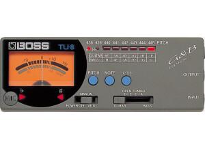 Boss TU-8 Guitar & Bass Tuner