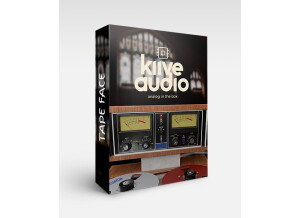 Kiive Audio Tape Face