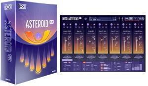 UVI Asteroid FX