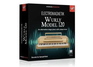IK Multimedia Wurly Model 120