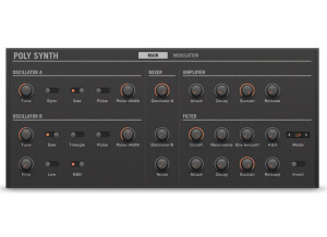 Native Instruments Poly Synth