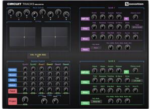 Momo Circuit Tracks Editor