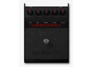 Audiority The Driver