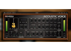 Nembrini Audio Acoustic Voice Guitar Preamp
