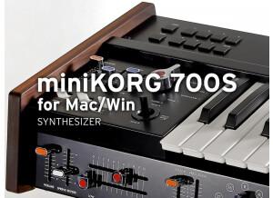 Korg MiniKORG 700S Plug-in
