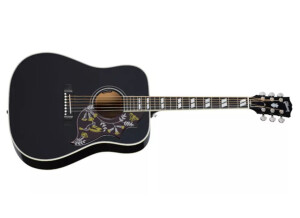 Gibson Hummingbird Ebony