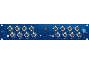 API Audio SR24 Dual Equalizer