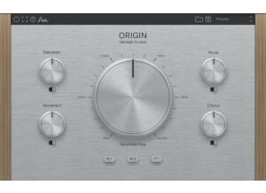 Cymatics Origin