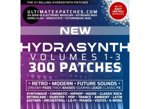Ultimate Patches • ASM Hydrasynth Best-Selling Presets