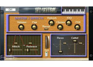 CGM Prods. SF2 Control VST