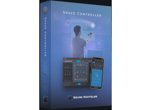 Sound Particles Space Controller Studio