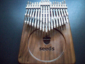 Seeds PISCES - 34 Note Kalimba