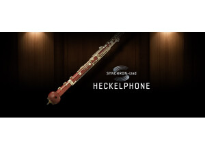 VSL (Vienna Symphonic Library) Synchron-ized Heckelphone