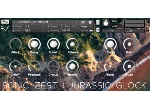 SonicZest Jurassic Glock