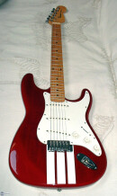 Transfer Stratocaster Performer Série USA