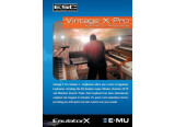 [AES] E-MU Vintage X Pro Collection