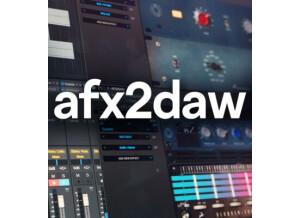 Antelope Audio AFX2DAW