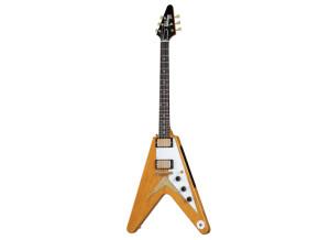 Gibson 1958 Korina Flying V Reissue