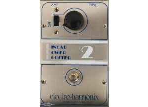 Electro-Harmonix Linear Power Booster 2