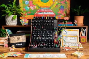 Moog Music Moog sound Studio : Mother-32 & DFAM & Subharmonicon