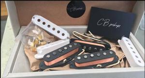 CB Pickups Stratocaster Set 50's
