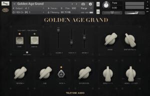 Teletone Audio Golden Age Grand