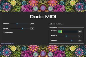 Dodo Bird Music Dodo MIDI
